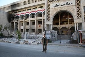 Özgür İdlib'den Selamün Aleyküm