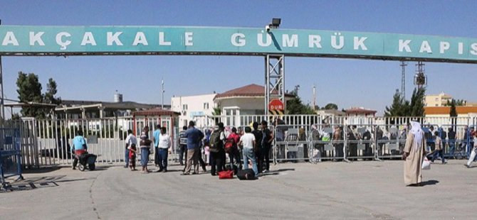 PYD Tel Abyad'a Geçişleri Engelliyor