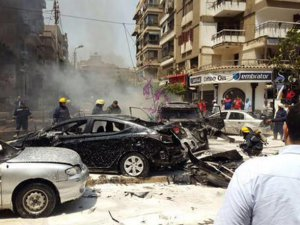 Mısır'da Başsavcıya Saldırı