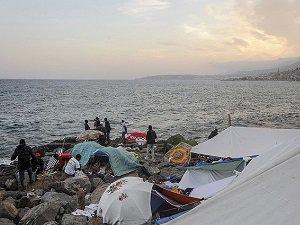 Göçmenler Avrupa'nın Göbeğinde İki Sınır Arasında