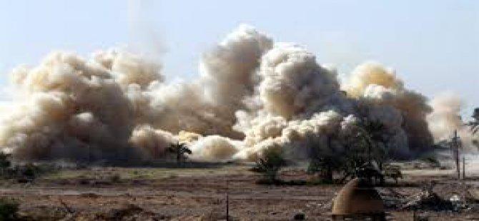 Kuzey Sina'da Bombalı Saldırı