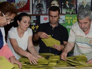 Ağrı'da 13 Köyde Oyların Tamamı HDP'ye