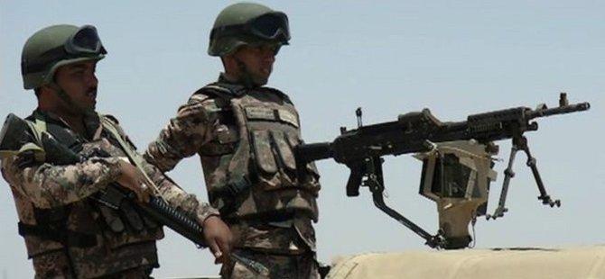 Ürdün'den Suriye'nin Güneyinde Tampon Bölge Planı