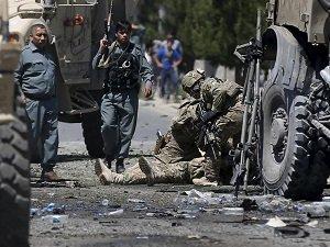 ABD Büyükelçiliği Yakınında Patlama