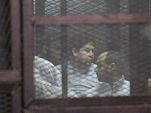"""""""Mısır'da Bir Nesil Hapishanelerde Yok Ediliyor"""""""
