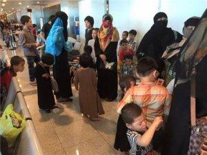 Tayland'ta Tutuklu Bulunan Uygur Türkleri Kurtarıldı