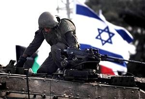 İşgal Devleti İsrail Askerlerinin Korku Dolu Anları (Video)