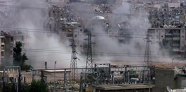 Haseke'de PYD Destekli Rejim ile IŞİD Arasında Çatışma