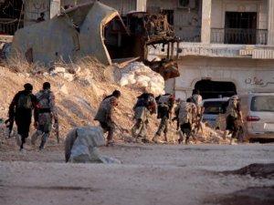 """Direniş Örgütleri """"Halep'in Fethi"""" Operasyonunu Başlattı"""