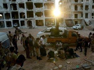 Direnişçiler Çok Sayıda Askeri Kontrol Noktasını Ele Geçirdi (FOTO)