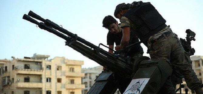 Direnişçilerin Halep Operasyonu Sürüyor