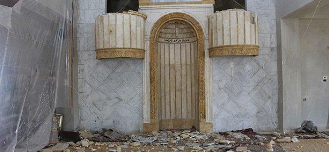 Eriha'da İftar Vaktinde Camide Canlı Boma Saldırısı