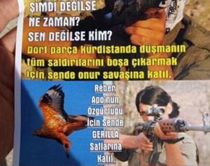 PKK Gençleri Dağa Çağırıyor!