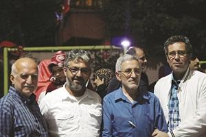 Said Halim Paşa'lı, Sedat Yenigün'lü Bir Ramazan Akşamı
