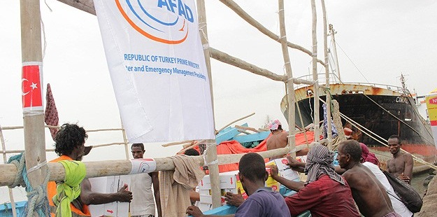 Türkiye'den Cibuti'ye 6 Ambulans, 6 Ton İlaç
