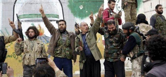 Direnişçiler Cobar'da Esed Güçlerine Darbe İndirdi