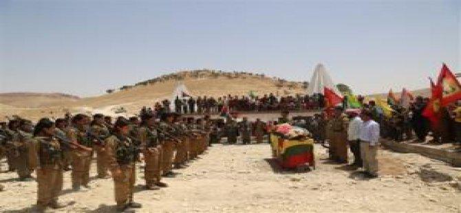 Ezidilerin Askeri Lideri Agit Afrin Çatışmada Öldü