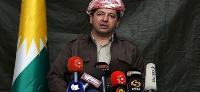 """""""Biz Kobani'den Çekildik, PKK da Kandil'i Boşaltsın"""""""