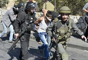 İşgal Ordusu 5 Filistinliyi Tutukladı