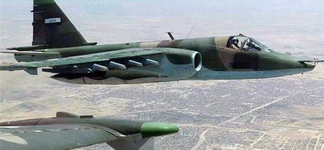 IHK'ye Ait Uçaklar Yanlışlıkla Bağdat'ı Bombalamış