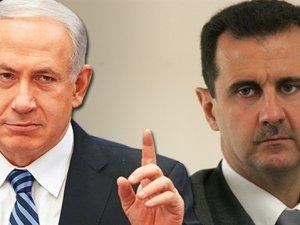 Siyonist İsrail'in Esed'i Kurtarma Planı