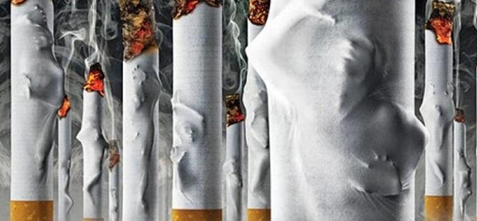 """""""Ölümlerin Beşte Biri Sigaradan"""""""