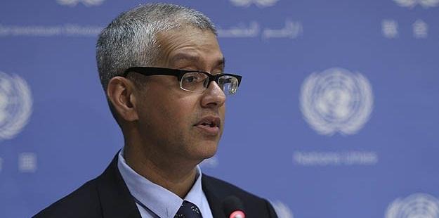 """""""Esed Rejimi İnsanî Yardım Ulaştırılmasında Zorluk Çıkarıyor"""""""
