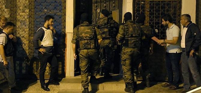 İstanbul'da YDG-H Operasyonu
