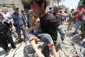 ABD'nin Irak ve Suriye'deki Hava Saldırılarında 459 Sivil Öldü