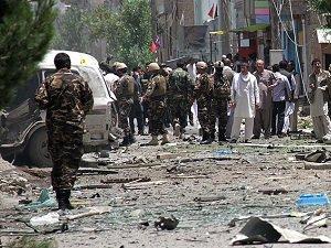 Afganistan'da İstihbarat Merkezine Saldırı