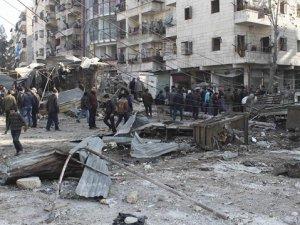 Suriye'de Iftar Vakti Yine Kana Bulandı: 8 Ölü