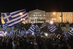 Yunanistan İçin Koalisyon Öngörülüyor