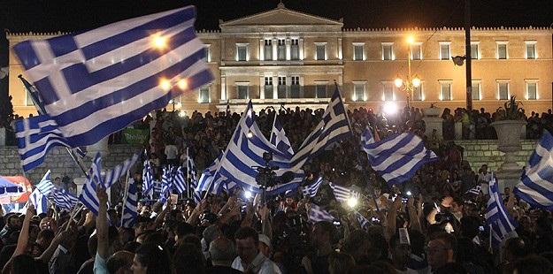 Yunanistan IMF ve ECB'ye Borç Ödedi