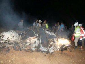ABD Jetleri İdlib'te Nusra Cephesi'ne Saldırdı