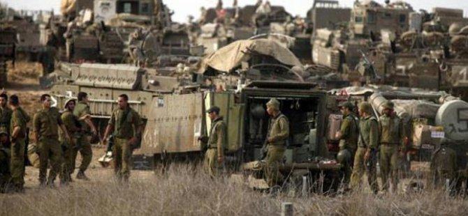 İsrail Ordusu Suriyeli Mülteci Kampına Saldırdı