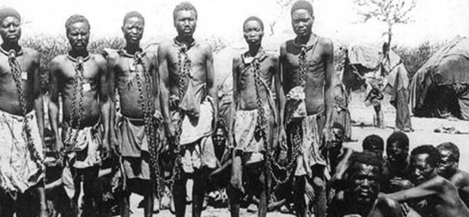 """Almanya: Afrika'daki Katliamımıza """"Soykırım"""" Demeyin"""
