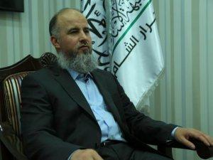 """""""Suriye Devrimi İslami Kimlikli Bir Halk Devrimidir"""""""