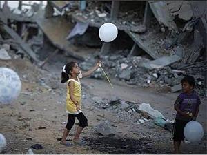 Gazze Saldırılarında Yerinden Olan 75 Bin Kişinin Ev İhtiyacı Hâlen Devam Ediyor!