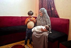 İsrail Ablukası Gazzeli Çocukları Vuruyor!