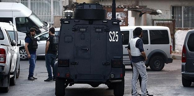 """İstanbul'da """"IŞİD Operasyonu"""" Yapıldı"""
