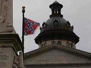 Konfederasyon Bayrağı Yasaklandı