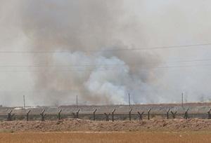 ABD Suriye ve Irak'a Hava Saldırıları Düzenledi