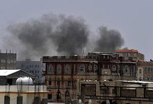 Yemen'de Havan Toplu Saldırı
