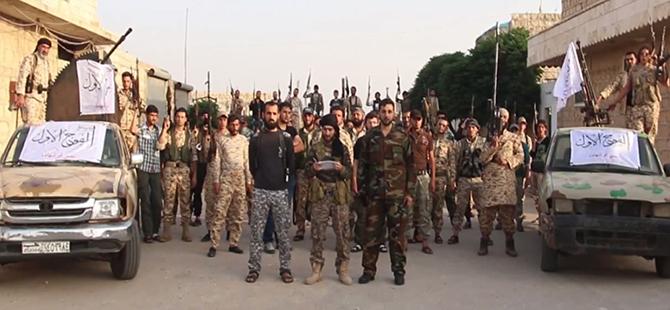 Birinci Alay, Halep Fethi Ortak Operasyon Odasına Katıldı
