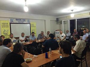 Beykoz Özgür-Der'de Ramazan Buluşması