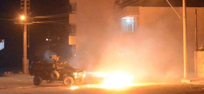 PKK/YDG-H Saldırganları Bir Polis Memurunu Yaraladı
