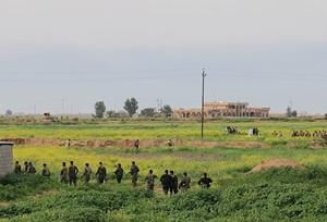 """""""Irak Güçleri"""" Enbar'ın Bervane Nahiyesini IŞİD'den Geri Aldı"""