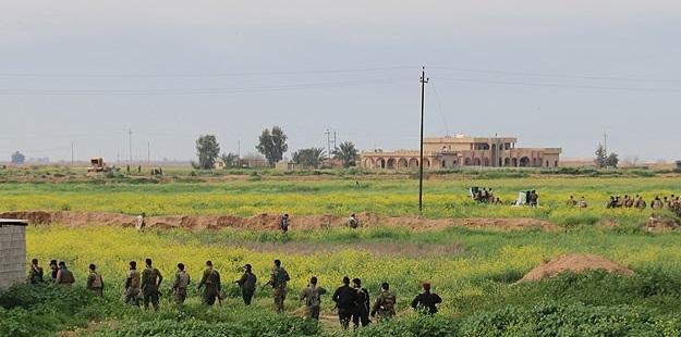 Irak Enbar'ı Geri Alma Operasyonu Başlattı