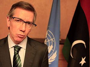 Libya'da Bernardino Leon Tepkisi