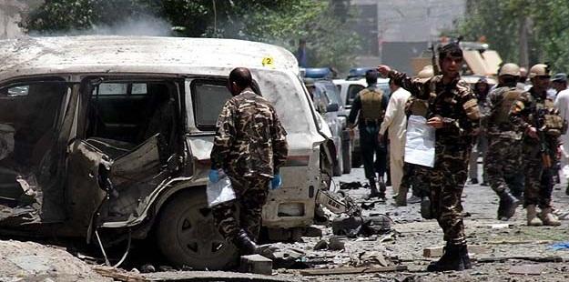 Afganistan'da Câmîye Bombalı Saldırı: 25 Yaralı